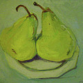 Marriage Of The Pears by Pat Gray