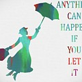 Marry Poppins Quote by Dan Sproul