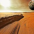 Mars by Dapixara Art