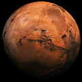 Mars The Red Planet by Edward Fielding