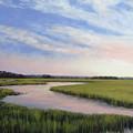 Marsh Blush by Michel McNinch