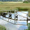 Marsh Bridge by Bill Barber