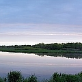 Marsh Calm by Bonfire Photography