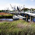 Marsh Harbor 2 by Alan Hausenflock