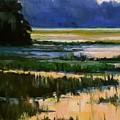 Marsh Jazz by Patricia Walsh