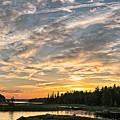 Marsh Sunset by Susan Garver