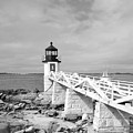 Marshal Point Light 1 by Ron Hebert