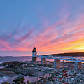 Marshall Point Light by Juergen Roth