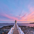 Marshall Point Lighthouse by Juergen Roth
