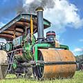 Marshall Steam Roller by Catchavista