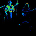Marshall Tucker Winterland 1975 #18 Enhanced In Cosmicolors by Ben Upham