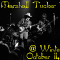 Marshall Tucker Winterland 1975 #3 Crop 2 With Text by Ben Upham
