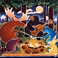 Marshmallow Roast by Harriet Peck Taylor