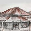 Marsh's Corner Store by Ryn Shell