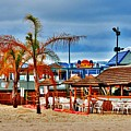 Martells On The Beach - Jersey Shore by Angie Tirado