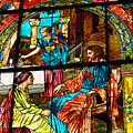 Martha And Mary by Diane E Berry
