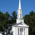 Martha-mary Chapel by Gina Sullivan