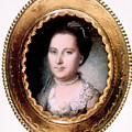 Martha Washington 1731-1802, First Lady by Everett