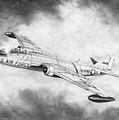 Martin B-57 Intruder  by Douglas Castleman