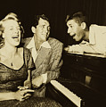 Martin, Lewis, And Clooney by Mountain Dreams