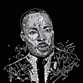 Martin Luther King  by Bekim Art