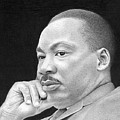 Martin Luther King, Jr by Curtis Maultsby