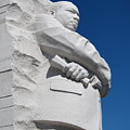 Martin Luther King Jr. Memorial - Washington Dc by Anna Maria Virzi