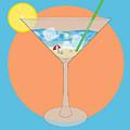 Martini Beach by Kaiden Biggs