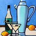 Martini Night by Toni Grote