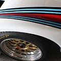 Martini Racing Lines by Robert Phelan