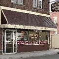 Martino's Butcher Shop by Donna Cavanaugh