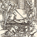Martyrdom Of Saint Lawrence by Hans Baldung Grien