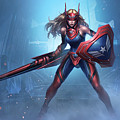 Marvel Future Fight by Dorothy Binder