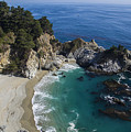 Marvelous Mcway Falls by David Levy