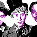 Marx Brothers by DB Artist