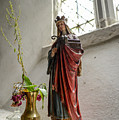 Our Blessed Lady At St Margaret Of Antioch by Alex Blondeau