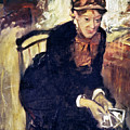 Mary Cassatt (1845-1926) by Granger
