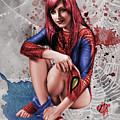 Mary Jane Parker by Pete Tapang