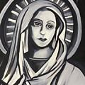 Mary by Lori Teich