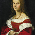 Mary Magdalene by Attributed to Giovanni Francesco Caroto