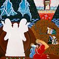 Mary Magdalene by Sharron Loree