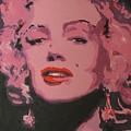 Marylin Monroe by Eric Dee