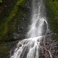 Marymere Falls 2 by Ingrid Smith-Johnsen