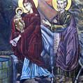 Mary's Well by Munir Alawi
