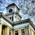 Maryville Tennessee Courthouse 3 by Michael Eingle
