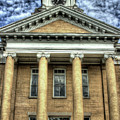 Maryville Tennessee Courthouse  by Michael Eingle