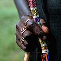 Masai Hand by Scott Kemper