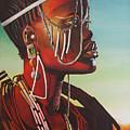 Masai by Jethro Longwe
