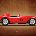 Maserati 300S 1956 by Mark Rogan