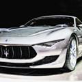 Maserati Alfieri Concept 2014 by Duschan Tomic